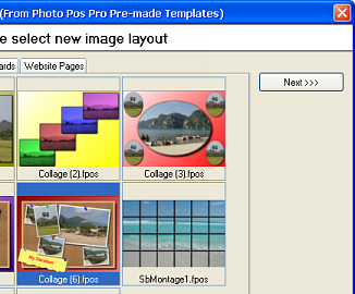 Photo Pos Pro free photo editor online help - Tutorial no 20