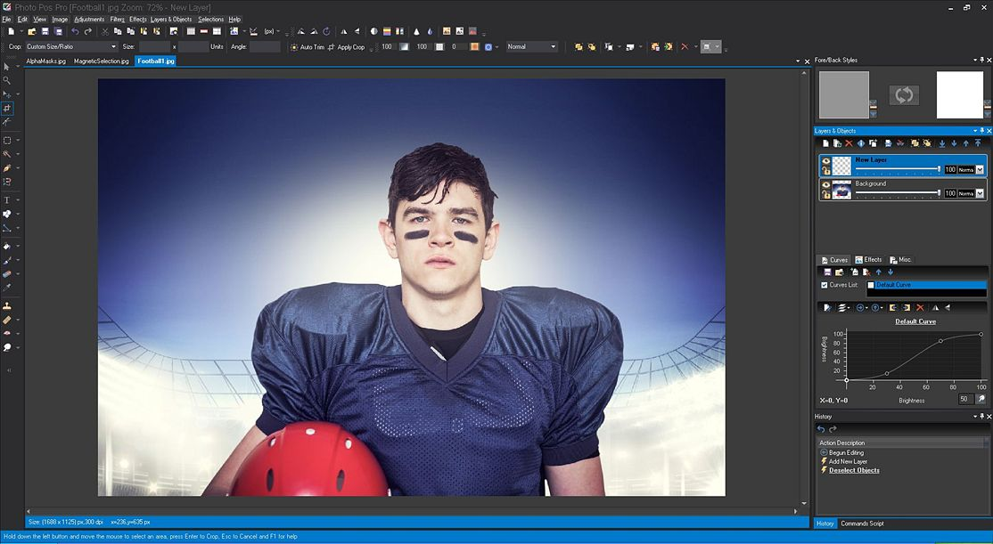 Photo Pos Pro V3 Free Photo Editor Online Help Download